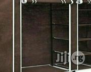 Generic Mobile Wardrobe With Wheels - Brown | Furniture for sale in Lagos State, Lagos Mainland