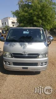 Toyota HiAce 2012 Silver | Buses & Microbuses for sale in Abuja (FCT) State, Central Business District