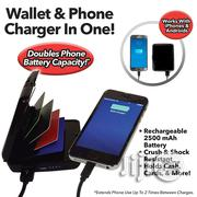 Portable Power Bank And Credit Card Holder | Accessories for Mobile Phones & Tablets for sale in Lagos State, Ikeja