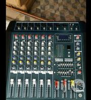 Powered 6 Channel Mixer Without Spider Ic | Audio & Music Equipment for sale in Lagos State, Victoria Island