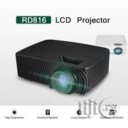1200 Lumen Mini Projector With Wifi Enable | TV & DVD Equipment for sale in Lagos State, Ikeja