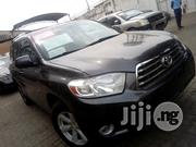 Tokunbo Toyota Highlander 2010 Gray | Cars for sale in Lagos State, Magodo