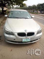 Clean BMW 5 Series 2008 Silver | Cars for sale in Lagos State, Amuwo-Odofin