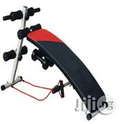 Abdominal Sit-up Bench With A Pair Of Dumbbells | Sports Equipment for sale in Abuja (FCT) State, Central Business District