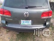 Volkswagen Touareg 2005 Gray   Cars for sale in Rivers State, Obio-Akpor
