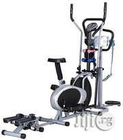 Fitness Orbitrac With Massager And Dumbbells | Massagers for sale in Abuja (FCT) State, Central Business District
