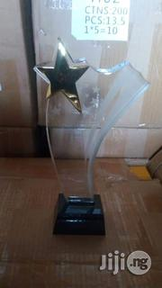 Star Glass Award | Arts & Crafts for sale in Lagos State, Lagos Mainland
