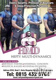 Events Security : Bouncers & Body Guards !!! | Security CVs for sale in Lagos State, Ajah