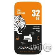 Advance OTG 32GB Flash Drive | Computer Accessories  for sale in Lagos State, Ikeja