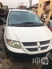 Dodge Caravan 2005 White | Cars for sale in Lagos State, Shomolu