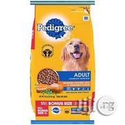 Pedigree Dog Food For Adults 25kg | Pet's Accessories for sale in Lagos State, Agege