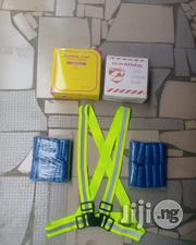Safety Shoe Cover & Nurse Cap & Reflector Belt. | Clothing Accessories for sale in Ogun State, Odeda