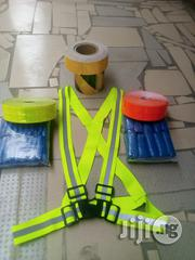 Safety Ash Reflective & Shoe Cover & Reflector Belt. | Clothing Accessories for sale in Ogun State, Ipokia