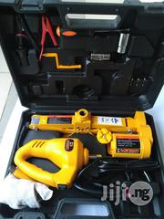 3ton Elecric Scisoors Car Jack & Impact Wrench   Vehicle Parts & Accessories for sale in Lagos State, Amuwo-Odofin