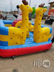 Outdoor Giraffe Bouncing Castle Available For Sale | Toys for sale in Lagos State, Lagos Mainland