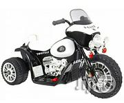 Generic Kids Police Power Bike Ride On - White | Toys for sale in Lagos State, Ikoyi