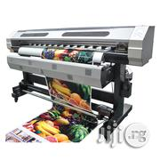 New Large Format Machine 6ft Yinghe Eco Solvent 1800g-xp600 | Printing Equipment for sale in Lagos State, Mushin