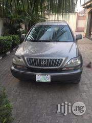 Lexus Rx 300 2001 Silver | Cars for sale in Rivers State, Obio-Akpor