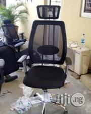 Quality Ventilated Executive Office Chair | Furniture for sale in Lagos State, Lekki Phase 2