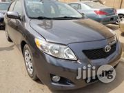 Clean Tokunbo Toyota Corolla 2009 Gray | Cars for sale in Lagos State, Ikeja