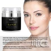 Mabox Natural Eye Gel For Appearance Of Dark Circles Puffiness Wrinkle | Skin Care for sale in Lagos State, Ikeja