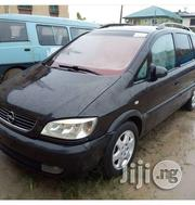 Clean Tokunbo Opel Zafira 2003 Black   Cars for sale in Lagos State, Lekki Phase 1