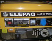 Old Model Elepaq Generator 3.5 Kva Semi Silent | Electrical Equipment for sale in Lagos State, Ojo