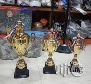 Set Of Gold Trophy | Arts & Crafts for sale in Lagos State, Ikeja