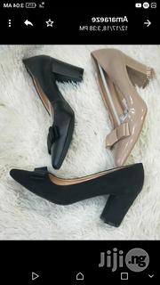 Female Office Shoes ,Work All Day 3 Inches Block Heel   Shoes for sale in Lagos State, Lagos Island
