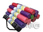 Yoga Mat With Bag   Sports Equipment for sale in Lagos State, Victoria Island