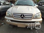 Mercedes Benz ML350 2005 Gold | Cars for sale in Lagos State, Lagos Mainland
