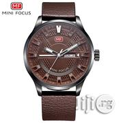 Luxury Brand Quartz Calendar Wristwatch Gift for Male | Watches for sale in Lagos State, Ikeja