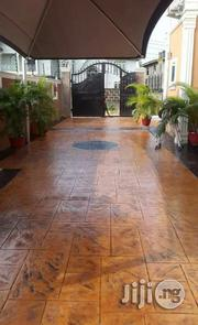 Concrete Stamp Flooring | Building & Trades Services for sale in Edo State, Benin City