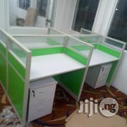 Four Seater Workstation Office Table | Furniture for sale in Lagos State, Ikeja