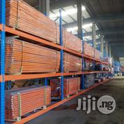 Nice Price Heavy Duty Warehouse Pallet Racking System | Store Equipment for sale in Lagos State, Lagos Mainland