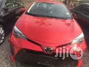 Excessively Clean Straight Belgium Toyota Corolla 2017 Red | Cars for sale in Abuja (FCT) State, Garki 2