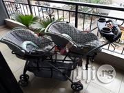 Used Baby Trend TWIN Stroller Frame (Snap N Go Double) | Prams & Strollers for sale in Lagos State, Yaba