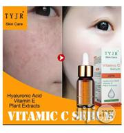Vitamin C Organic Anti-Aging Facial Serum With Hyaluronic Acid, Against Smaller Wrinkles, Acne and Pigment Spots Etc | Skin Care for sale in Lagos State, Ojodu