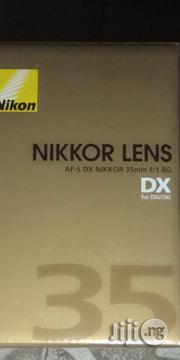35mm 1.8F G Lens | Accessories & Supplies for Electronics for sale in Lagos State, Lagos Mainland