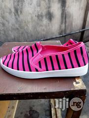 Lovely Amazing Sneakers Pink/Black   Shoes for sale in Lagos State, Surulere