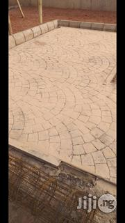 Decorative Floor Concrete Stam | Landscaping & Gardening Services for sale in Osun State, Osogbo