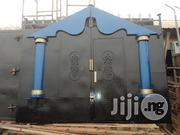 Iron Gate Simple Pillar Gate | Doors for sale in Imo State, Owerri