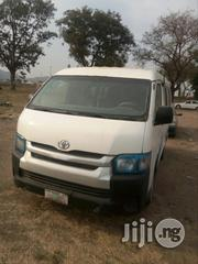 Toyota HiAce 2010 White | Buses & Microbuses for sale in Abuja (FCT) State, Gwarinpa