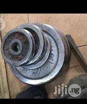 Barbell Plates | Sports Equipment for sale in Lagos State, Lekki Phase 2