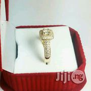 Cuban Gold Wedding Ring   Wedding Wear for sale in Lagos State, Surulere