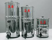 Water Filter Stainless Steel(Mega Counter-top) | Manufacturing Materials & Tools for sale in Abuja (FCT) State, Garki 1