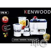 Kenwood 4in1 Juice, Blender, Grinder, Dry Wet Mill Food Processor. | Restaurant & Catering Equipment for sale in Lagos State, Ikeja