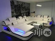 U Shape Sofa With LED Lights | Furniture for sale in Lagos State, Lekki Phase 1