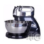 4L Hand Mixer With Rotating Bowl (MC HM163) - Master Chef | Kitchen Appliances for sale in Lagos State, Alimosho