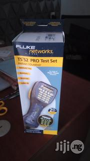 Fluke Networks Ts 52 PRO Test Set | Measuring & Layout Tools for sale in Lagos State, Alimosho